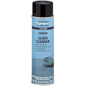 Cd888  Glass Cleaner - 18 Oz. - SC0888000 - Pkg Qty 12