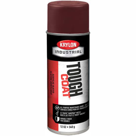Krylon Industrial Tough Coat Acrylic Enamel Cordova Brown - S01285 - Pkg Qty 12