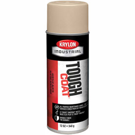Krylon Industrial Tough Coat Acrylic Enamel Light Beige - S01305 - Pkg Qty 12
