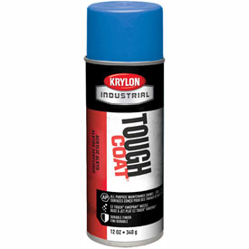 Krylon Industrial Tough Coat Acrylic Enamel Osha Blue - A01510007 - Pkg Qty 12