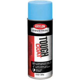 Krylon Industrial Tough Coat Acrylic Enamel Light Blue - S01540 - Pkg Qty 12