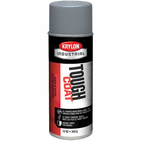 Krylon Industrial Tough Coat Acrylic Enamel Machinery Gray - S01620 - Pkg Qty 12