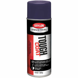 Krylon Industrial Tough Coat Acrylic Enamel Blue/Gray - S01625 - Pkg Qty 12