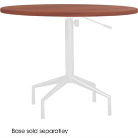 "RSVP 36"" Round Table Top Only Cherry (Base Sold Separately) by"
