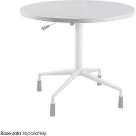 "RSVP™ 36"" Round Table Top Only Gray (Base Sold Separately)"