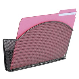 Magnetic Mesh Single File Pocket (Qty. 6)