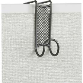 Safco® Onyx Mesh Coat Hook - (Qty. 12)