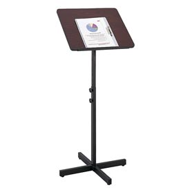 Buy Adjustable Speaker Stand Mahogany