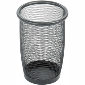 Mesh Small Round Wastebasket (Qty. 3) - 3 Quart
