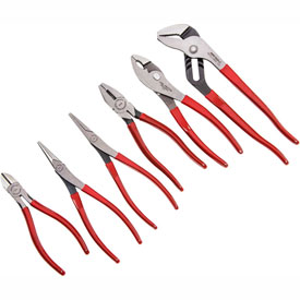 Proto J202GS 6 Piece Assorted Pliers Set by