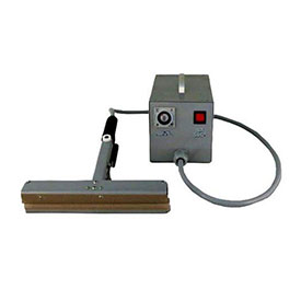 "Sealer Sales B-12 12"" T-Clamp Portable Impulse Sealer with 1/4"" Wide Seal by"