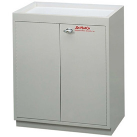 "32 Gallon, General Purpose Cabinet, 31""W x 20""D x 36-1/2""H"