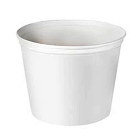 Solo Double-Wrapped Paper Buckets, 83 Oz.