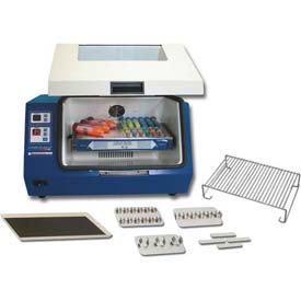 GENIE SI-1400 Incubator-Genie Benchtop Shaking/Rotating Incubator, 120V by