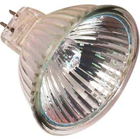 Sylvania 50mr16/Ir/Nfl 50w Halogen W/ Minature 2 Pin Round Base Bulb - Pkg Qty 20