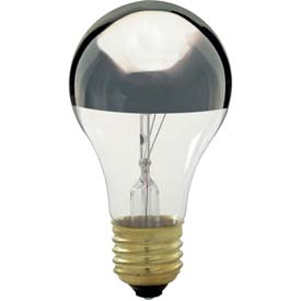 Satco S3956 100a/Sl 100w Incandescent W/ Medium Base Bulb - Pkg Qty 24
