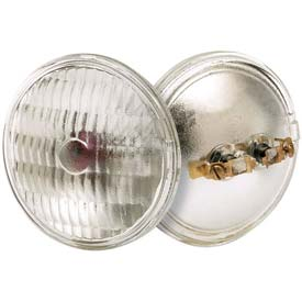 Satco S4305 4411 Tractor 35w Sealed Beam W/ Screw Terminal Base, 3000 C.P. Bulb - Pkg Qty 12