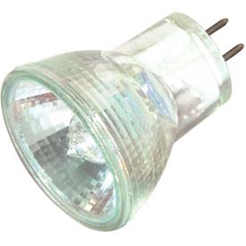 Satco S4645 10mr8/Nfl 10w Halogen W/ Bi-Pin Base Bulb - Pkg Qty 12