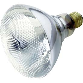 Satco S5000 75br38/Fl/230v 75w Incandescent W/ European Medium Base Bulb - Pkg Qty 12