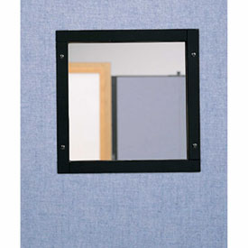 "Screenflex 10"" x 10"" Plexiglass Window (Panel sold separately)"