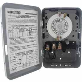 Click here to buy 24-Hour Timer 240 V, SPST.