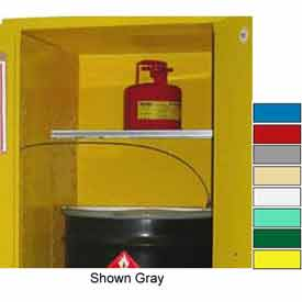 "Securall® Extra Shelf for Cabinets 43"" Wide Ag Green"