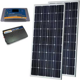Sunforce 37826 170 Watt Solar Kit by