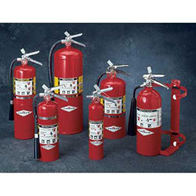 Amerex® 5 Pound ABC Dry Chemical Fire Extinguisher With Aluminum Valve