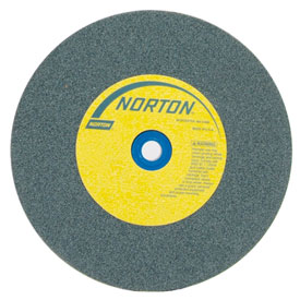 "Norton 66252836573 Gemini Bench and Pedestal Wheel 6"" x 1/2"" x 1"" 120 Grit... by"