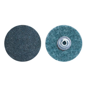 "Norton 66254482337 Bear-Tex Non-Woven Quick-Change Disc 2"" Dia. VF Grit Aluminum... by"