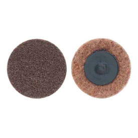 "Norton 66261009191 Bear-Tex Non-Woven Quick-Change Disc 2"" Dia. CRS Grit Aluminum... by"