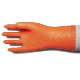 "San Jamar 720-S Dishwashing Gloves, Small, 13"", Orange by"