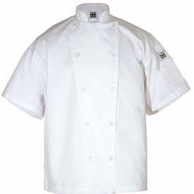 Knife & Steel®Chef'S Jacket, 5X, Short Sleeve
