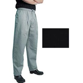 Executive Chef'S Pants Qc Lite™, 3X, Black