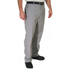 Chef'S Trousers, 5X, Houndstooth