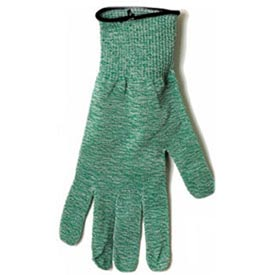 Spectra®Produce Glove, Medium, Cut Resistant, Green