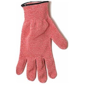 Spectra®Meat Glove, Medium, Cut Resistant, Red
