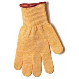Spectra®Poultry Glove, Medium, Cut Resistant, Yellow