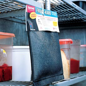 San Jamar FK1000 - Fridge-Kare® Removes Moisture From Walk-In and Reach-In Refrigeration