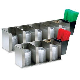 Buy Adjustable Lid Organizers, 5 stacks