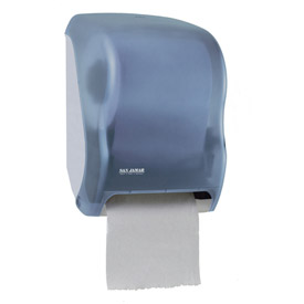 San Jamar® Classic Smart System with iQ Sensor - Blue - T1400TBL