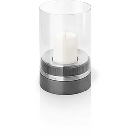 Blomus 65274 Candle Holder, 23.5 cm, Polystone by