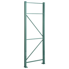 "SK2000® Boltless Pallet Rack - 48""W X 96""H Upright Frame"