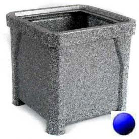"24"" Outdoor Planter - Blue"