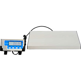 "Brecknell LPS150 Bench Digital Scale 150lb x 0.05lb, 12"" x 15"" Platform by"