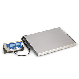 "Brecknell LPS400 Bench Digital Scale 400lb x 0.2lb, 15"" x 12"" Platform by"