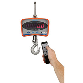 Brecknell CS Series Digital Crane Scale 2,000lb x 1lb
