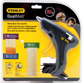 Stanley STHT72317 Dualmelt Glue Gun Kit W/ 30 Glue Sticks