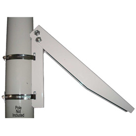 Solar Goes Green Solar Panel Pole Mounting Bracket SGG-POLEMT-301, Surface Mount, Outdoor by