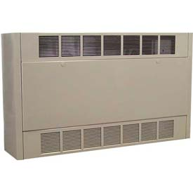 Berko® Fan Forced Cabinet Unit Heater CUHS94510603FF 600V, 10000/6700 Watts, 2 Fans
